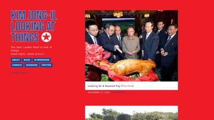 Kim Jong-il Looking At Things.tumblr