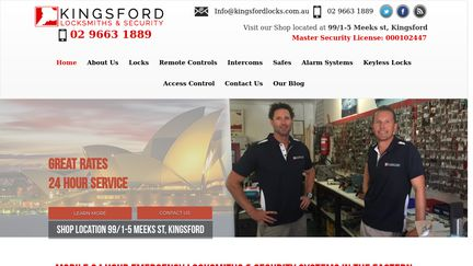 KingsfordLocks.com.au