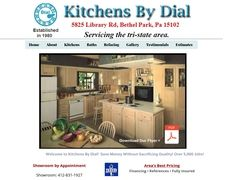 Kitchensbydial