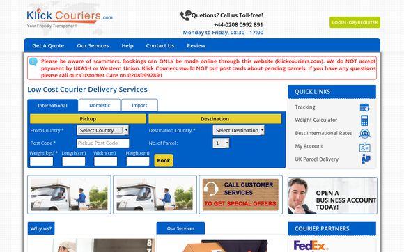 Klick Couriers