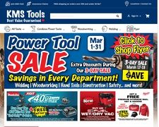 KMS Tools and Equipment