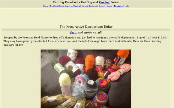 Knitting Paradise