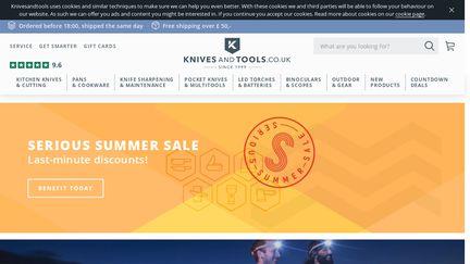 KnivesAndTools
