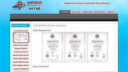 Kuryeman.com