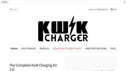 KwikCharger