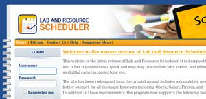 LabAndResourceScheduler