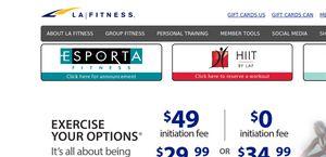 LA Fitness International