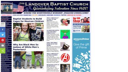 Landover Baptist Church