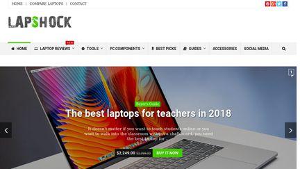 Lapshock.com