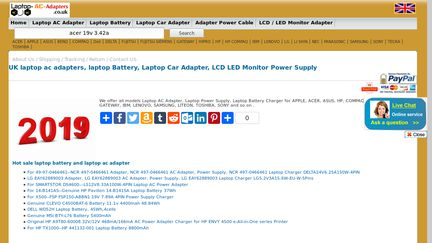 Laptop-ac-adapters.co.uk