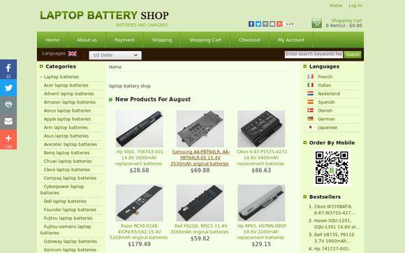 Laptop-Battery-Shop