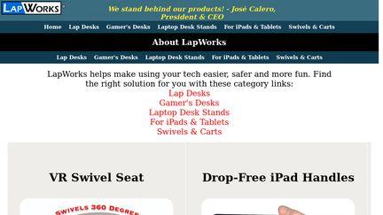 Laptopdesk.net - LapWorks