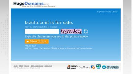 lazulu.com