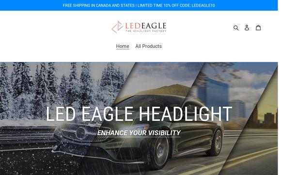 Led Eagle