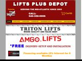 Lifts plus depot