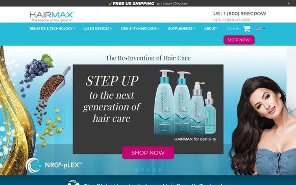 HairMax®