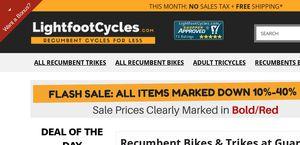 LightfootCycles.com