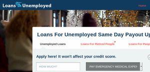 Loans4unemployed.co.uk