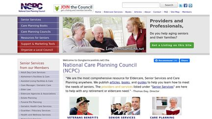 National Care Planning Council (NCPC)