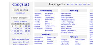 Craigslist Classifieds Los Angeles >> Losangeles Craigslist Org Reviews 2 Reviews Of Losangeles
