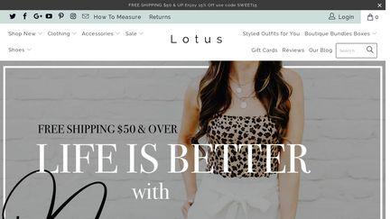 LotusBoutique