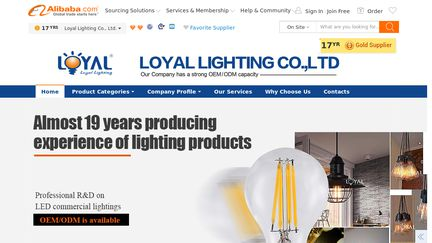 Loyal Lighting LED Lights