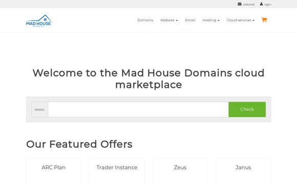 MadHouseDomains