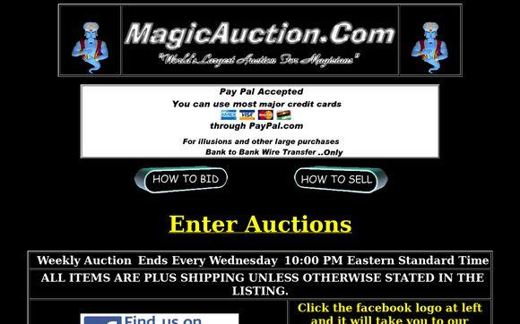 MagicAuction