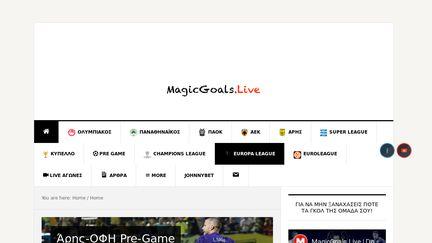Magicgoals.live