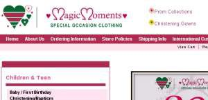 Magicmomentscollection.com