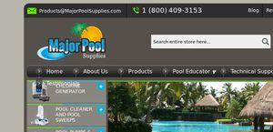 Major Pool Supplies