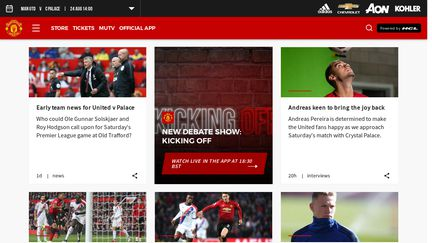 Manchester United Football Club Limited