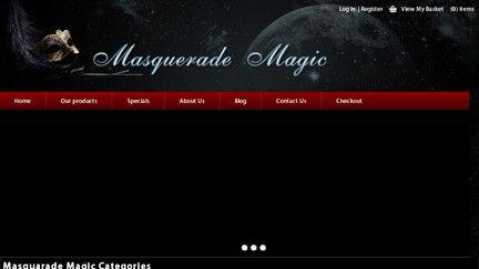 Masquerademagic.co.uk