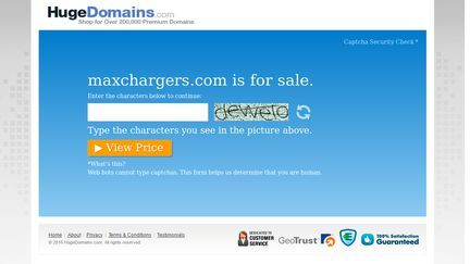 MaxChargers