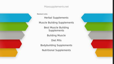 Max Supplements
