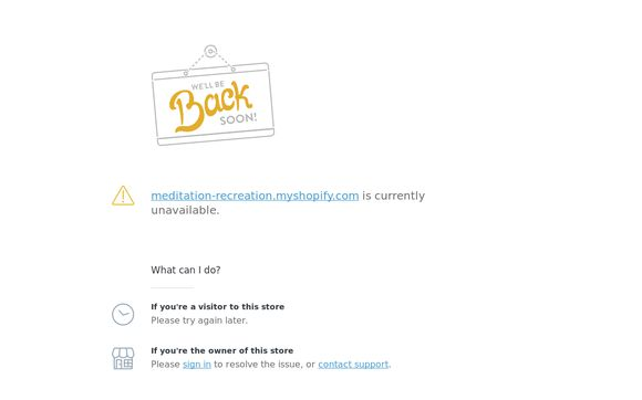 Meditation Recreation
