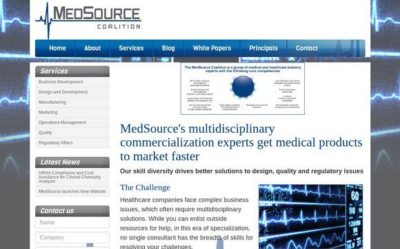 MedSource Coalition