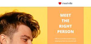 Meetville - dating site