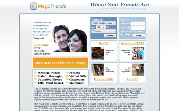 Megafriends