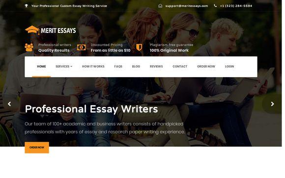 Merit Essays