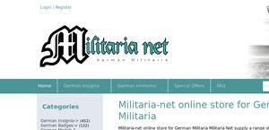 Militaria Net Reviews - 22 Reviews of Militaria-net co uk | Sitejabber