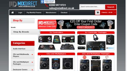 MixDirect.co.uk