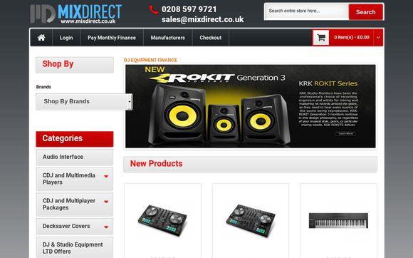 MixDirect.co.uk
