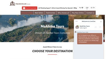 MoAfrika Tours