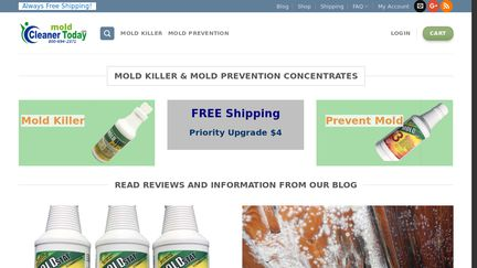Mold.cleanertoday