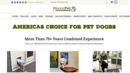 Moore Pet