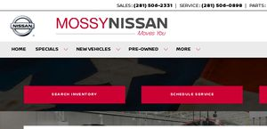 Mossy Nissan Houston