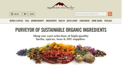 MountainRoseHerbs
