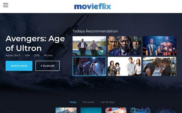 MovieFlix.nz