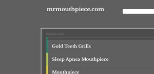 Mrmouthpiece.com